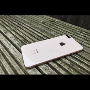 Rose Gold iPhone 8plus 256 GB for sell